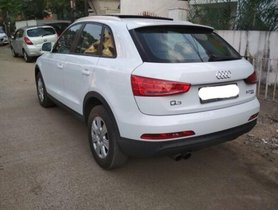 Used Audi Q3 car for sale at low price