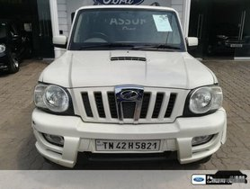 Mahindra Scorpio 2009-2014 SLE 7S BSIV 2012 for sale