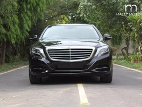 Mercedes Benz S Class 2016 in good condition for sale