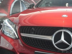 Used 2016 Mercedes Benz C-Class car at low price