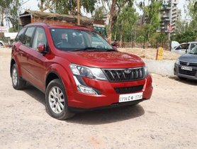 Used Mahindra XUV500 W10 2WD 2015 for sale at low price