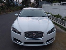 Used 2014 Jaguar XF for sale at best price