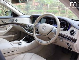 2016 Mercedes Benz S Class for sale