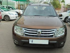 Used Renault Duster 85PS Diesel RxL Explore 2015 by owner