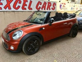 Good as new Mini Cooper Convertible 2013 for sale