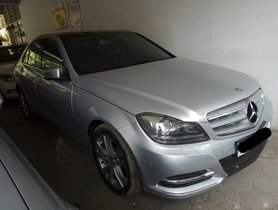 Good as new 2013 Mercedes Benz C-Class for sale