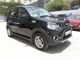 Used Mahindra NuvoSport car for sale at low price