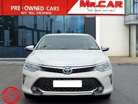 Used 2016 Toyota Camry car at low price in New Delhi