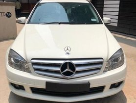 Mercedes Benz C-Class 2011 in good condition for sale