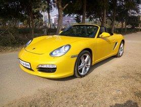 Good as new Porsche Boxster 2009 for sale