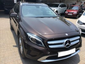 Used 2015 Mercedes Benz GLA Class for sale in Chennai