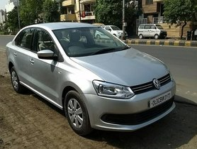 Used 2013 Volkswagen Vento car at low price