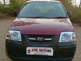 Good Hyundai Santro Xing GL 2007 for sale in Thane