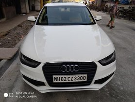 Used 2013 Audi A4 for sale in Mumbai