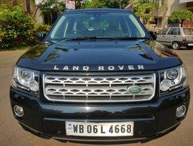 Well-kept Land Rover Freelander 2 2015 in Kolkata