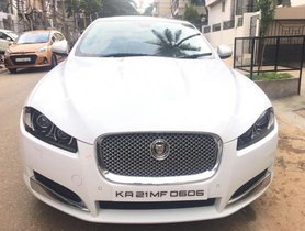 Good used Jaguar XF 2013 Top of the Line for Sale