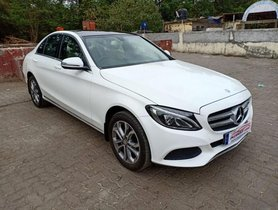 2015 Mercedes Benz C-Class for sale in Best Deal