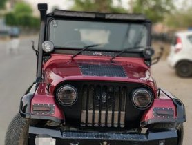 Used 2011 Mahindra Thar for sale in Jaipur