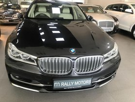 Used BMW 7 Series car at low price in New Delhi