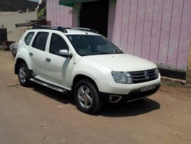 Used Renault Duster car for sale at low price