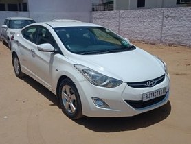 Used 2014 Hyundai Elantra for sale in Jaipur