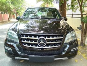 Used Mercedes Benz M Class ML 350 CDI 2012 by owner