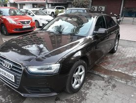 Good as new 2012 Audi A4 for sale at low price