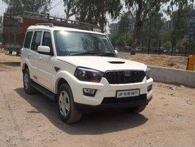 Used 2016 Mahindra Scorpio for sale