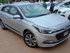 Good Hyundai Elite i20 1.4 Asta 2016 for sale in Jaipur