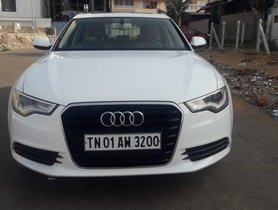 Used Audi A6 2.0 TFSI Premium Plus 2013 for sale