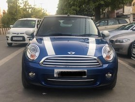 Well-maintained 2015 Mini Cooper Convertible for sale