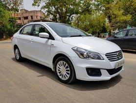 Used Maruti Suzuki Ciaz car for sale at low price