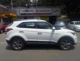 Used Hyundai Creta 1.6 CRDi AT SX Plus 2017 for sale