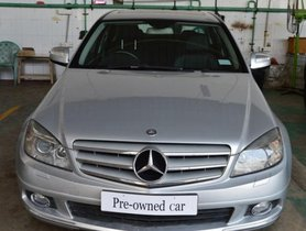 Used 2009 Mercedes Benz C-Class for sale