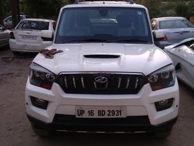 Used 2015 Mahindra Scorpio car at low price