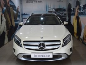 2015 Mercedes Benz GLA Class for sale at low price