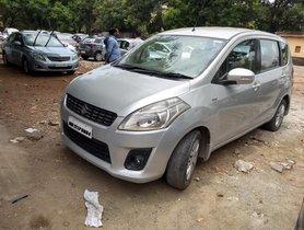 Brand New Maruti Suzuki Ertiga car at best price