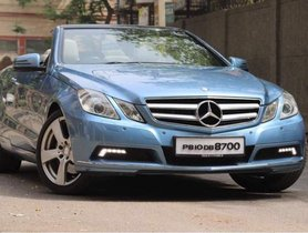 Well-maintained 2011 Mercedes Benz E Class For sale in best deal