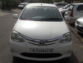 2012 Toyota Platinum Etios for sale at best price