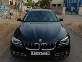 BMW 5 Series 2016 for sale at best price