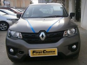 Renault Kwid 2016 in good condition for sale