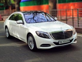 2014 Mercedes Benz S Class for sale at low price