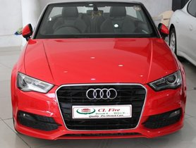 Good as new Audi A3 Cabriolet 2015 for sale