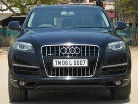 Used Audi Q7 4.2 TDI quattro 2010 for sale