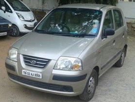 Hyundai Santro Xing GL 2009 for sale at low price