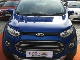Used Ford EcoSport car for sale at low price