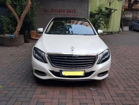 Good Mercedes Benz S Class 2014 for sale