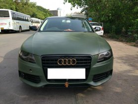 Used Audi A4 2.0 TDI 2010 for sale at low price