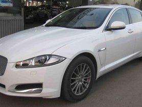 Good 2013 Jaguar XF for sale