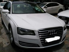 Audi A8 L 2011 for sale in good condition